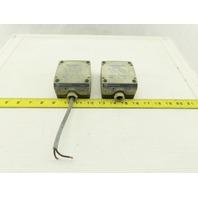 Schneider Telemecanique XSD-A400519 Inductive Sensor 24..240VAC Lot of 2