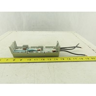 Siemens EN60439-1 Buss Bar Adapter 600V No. 12 AWG