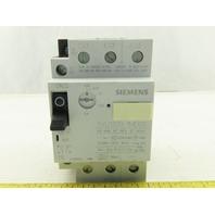 Siemens 3VU1300-1MD00 0.24A-.04A Circuit Breaker Motor Starter