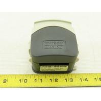 Watson Marlow 033.3411.000 313D Laboratory  Peristaltic Pumphead 1.6mm Tube