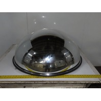 Acrylic 360° Viewing Full Dome Surveillance/Security Mirror 36""