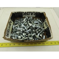 """80/20 Style 3/4"""" T-Slot Universal Corner Anchor Joint Mixed Lot 40+"""