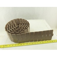 Rexnord LF880K4.5 LF880K4-1/2 Plastic Table Top Conveyor Chain 10' Length
