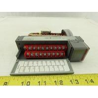 Allen Bradley 1746-IA16 Ser B SLC 500 Input Module Card