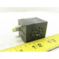 Numatics 228-777A 230V AC 110VDC Solenoid Coil