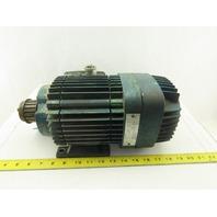 Mannesmann Demag KBA 90 B 4 Brake Motor 1090RPM 230/460V 3Ph 0.96Hp