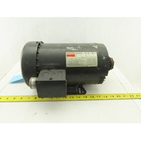 Dayton 4LW86 1Hp Electric Motor 208-230/460-480V 3Ph 143TC Frame 1720RPM