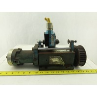 Hypneumat LSI75E Automatic Drill & Tapping Head Spindle Assembly
