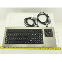 Texas Industrial DT-2000/IS Industrial Computer Key Board