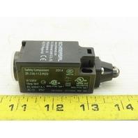 Schmersal ZR 236-11Z-M20 500V 6kV Roller Plunger Limit Switch