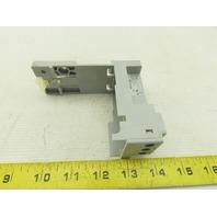 Allen Bradley 193-EPB Panel Mount DIN Rail Adapter Lot of 2