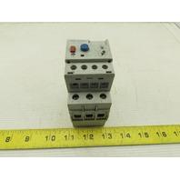 Allen Bradley 193-EEFD Ser C 9-45A Adjustable Overload Relay 3 Pole