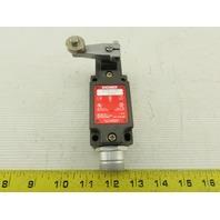 Euchner NZ1HS-3131 C1779 Limit Switch W/Base & Arm