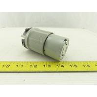 Arrow Hart 6514 30A 125/250V 3Pole W/ Ground Locking Female Cord Connector