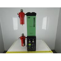 Sullair 61 833 0501 SM-32N 110V 1Ph Modular Heatless Regenerative Air Dryer