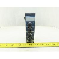 Festo 18671 VIGE-03-FB-4 Modular Electrical Peripheral Output Module