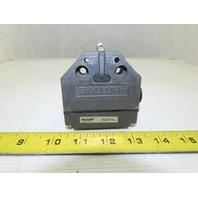 Balluff BNS 519-FR-60-101 Mechanical Cam Roller Plunger Limit Switch
