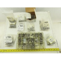 Large Assortment Stainless Steel Metric Hardware Bolts Nuts Washers M8 M4