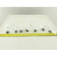 Festo 175094 Cylinder Mount Sensor Holder Lot Of 9
