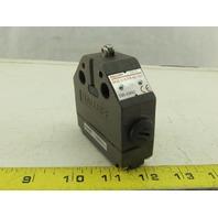 Balluff BNS 519-FR-60-101 Roller Cam Plunger Limit Switch