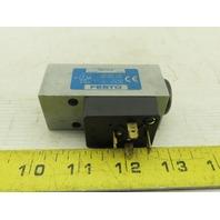 Festo PEV-1/4-B Pressure And Vacuum Switch 125VDC 250V