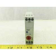 Allen Bradley 700-FSA3FZ12 Time Delay Relay 0.15 to 3 min 10.8 to 15.6VDC Rating