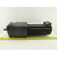 Baldor BSM80A-275BA 300VAC 4000RPM 3Ph Servo Brake Gear Motor 32:1 125RPM Output