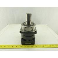 Alpha SPG 100-MF1-10 10:1 Ratio 19mmx32mm Servo Gear Head 4500RPM Max
