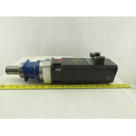 Siemens 1FT6044-1AF71-3AG1 324V 3Ph 3000 RPM Brushless AC Servo Motor Gearhead