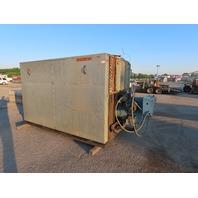 Ajax WEB-5000 122HP 5,000,000 BTU Natural Gas Hot Water Boiler 125PSIG Max