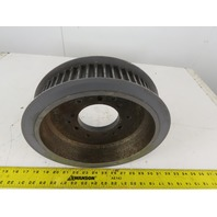 "Morse B6014M55E 15"" OD x 2-1/2"" Wide 60 Tooth Timing Belt Pulley Bushed"