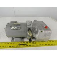 Sumiju SE-JRF 0.4kW 200/220V 50/60Hz Compact Coolant Pump 1 Liter Tank