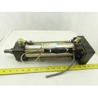 Taiyo 35H-3R 1FB63B190-ABC2 63mm Bore 190mm Stroke Dbl Acting Hydraulic Cylinder