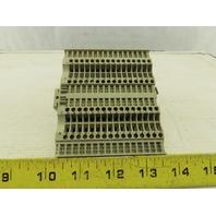 Harting Han D-AV 250V 10A 64 Conductor Multipole Connector