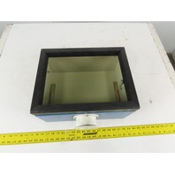 "12x15x6"" Flat Panel Operator Screen Monitor Electrical Enclosure Cabinet HMI"