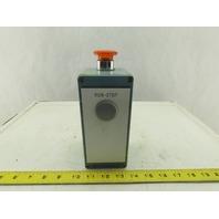 "Telemecanique 7 x 3 x 3"" Push Button Electrical Enclosure Remote Operator J Box"