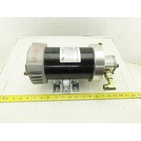 Kinetek Casappa 4BC3124 48V Direct Current 1Hp 1800 RPM Hydraulic Steering Pump