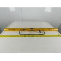 "Anver FPC025D47-B1 100 Lbs. 2.3""-2.9"" Diameter Steel Bar Billet Vacuum Lifter"