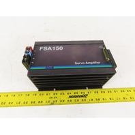 Netzler & Dahlgren 16099-01C FSA150 Servo Amplifier