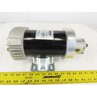 Nidec Casappa 4BC3124 48V Direct Current 1Hp 1800 RPM Hydraulic Transfer Pump