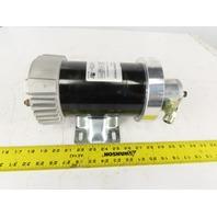 Kinetek Casappa 4BC-03124 PLP10.130-02 1Hp 1800RPM 48VDC Hydraulic Pump