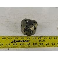 Schunk PZN80/1 8mm Stroke 3 Jaw Pneumatic Centric Gripper