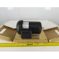 WEG 00118ET3E56CFL-S 1Hp 3Ph 208-460V 1765RPM 56C AC Motor