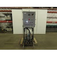 Velodyne Hydramax Liquid Polymer Centrifuge Metering Pump 460V 2Hp