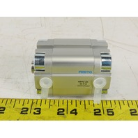 Festo ADVU-20-15-P-A 20mm Bore 15mm Stroke Double Acting Air Cylinder