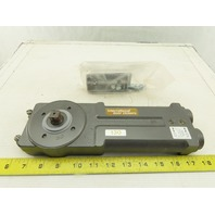 CR Laurence CRL7172 Industrial Door Concealed Closer Body 150°