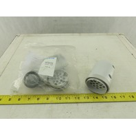 Festo KSV-16-B 7559 Multi Plug 16 Conductor 4mm Lot OF 2
