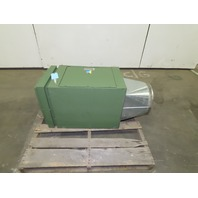 """Delhi Industries 207 INS 110V 1/3Hp Forward Curved Inline Duct Blower 14x16"""""""