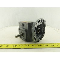 Boston Gear F71010SVB4G6 10:1 Ratio .37Hp 170.5RPM Left Hand Output Gear Reducer