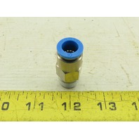 Festo QSK-3/8-10 153426 Push To Connect 10mm Tube x R 3/8 Male Plug Connector